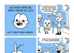 Enlace a Turbo funny madness