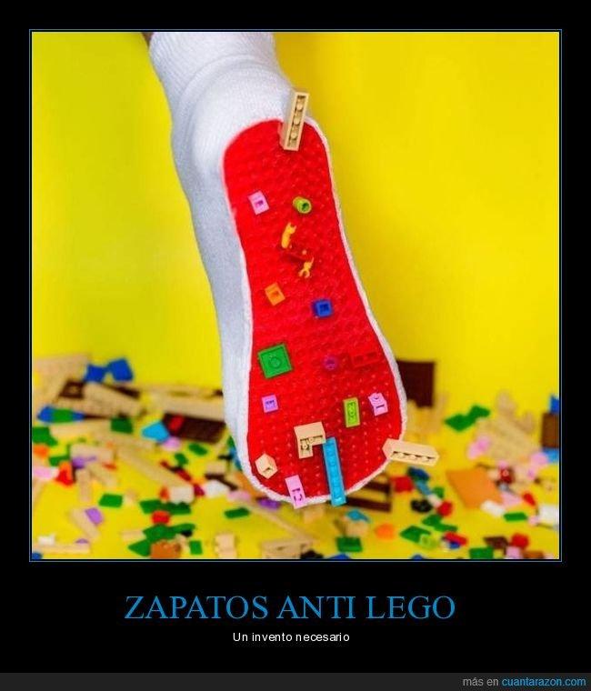 lego,suela,zapatos