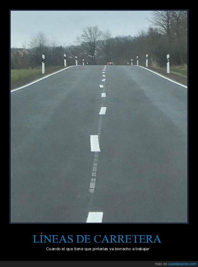 carretera,fails,líneas