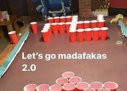 Enlace a El beer pong decisivo