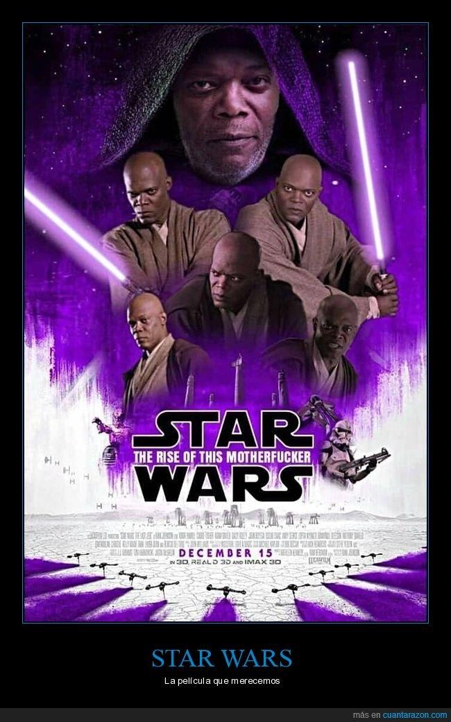 samuel l jackson,star wars