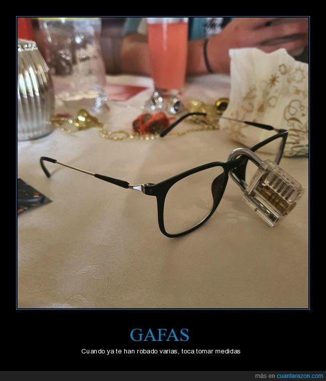 candado,gafas,wtf