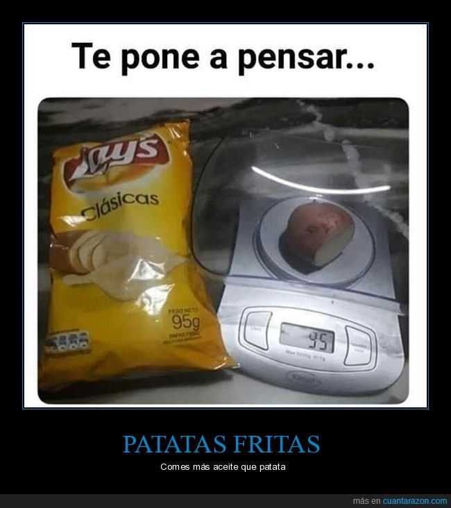 bolsa de patatas,patata,patatas,peso