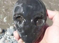 Enlace a La roca alien