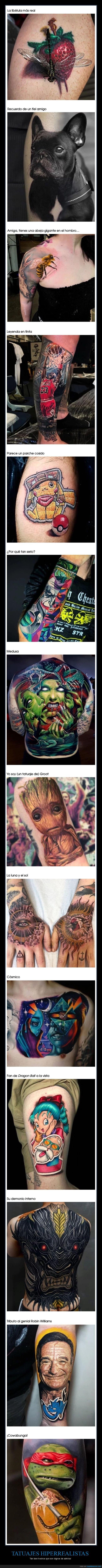 hiperrealistas,tatuajes
