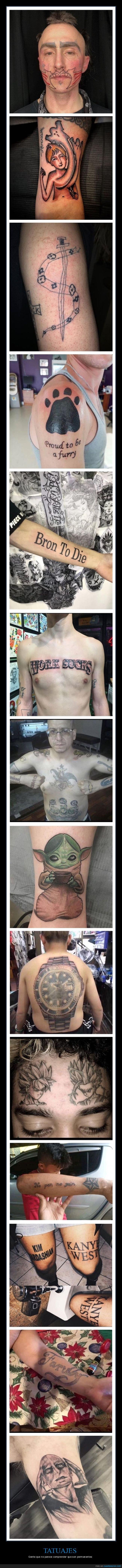 cutres,fails,tatuajes