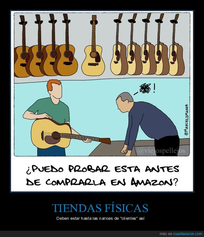 amazon,comprar,guitarra,probar