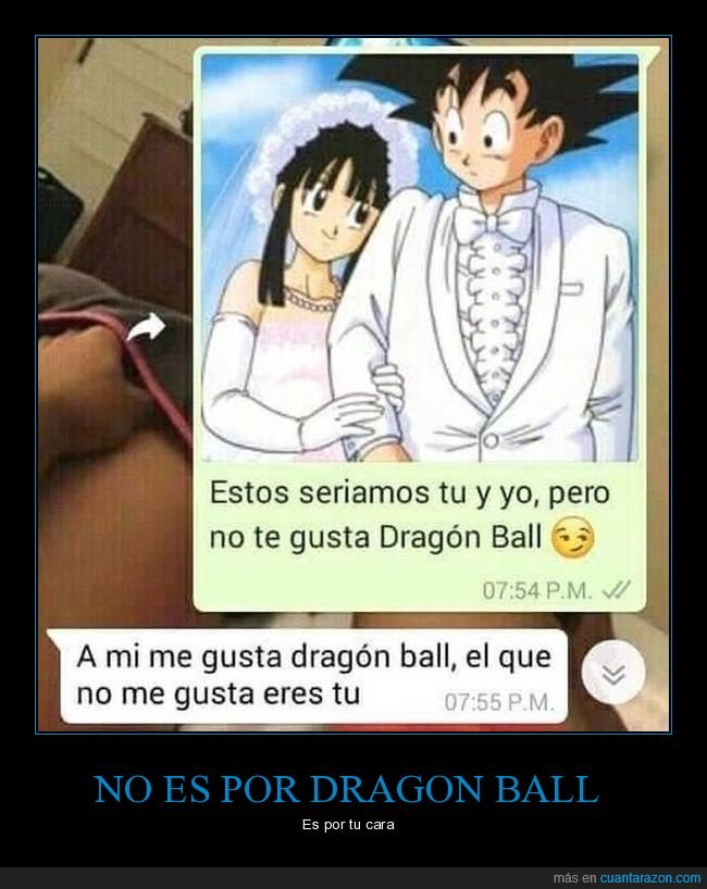 dragon ball,gustar,whatsapp