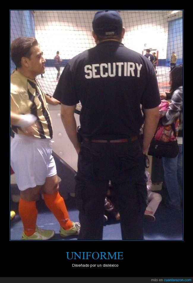 fails,seguridad,uniforme