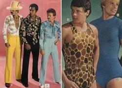 Enlace a La extraña moda masculina de los años 70