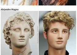 Enlace a Este es el aspecto que tendrían hoy en día Julio César y otros personajes históricos