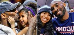 Enlace a Desgarradoras fotos de Kobe Bryant y Gigi, su hija de 13 años