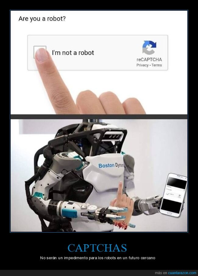boston dynamics,captcha,mano,robot
