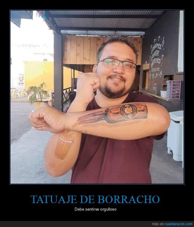 cerveza,tatuaje,wtf