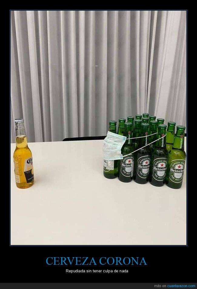 cerveza,corona,coronavirus
