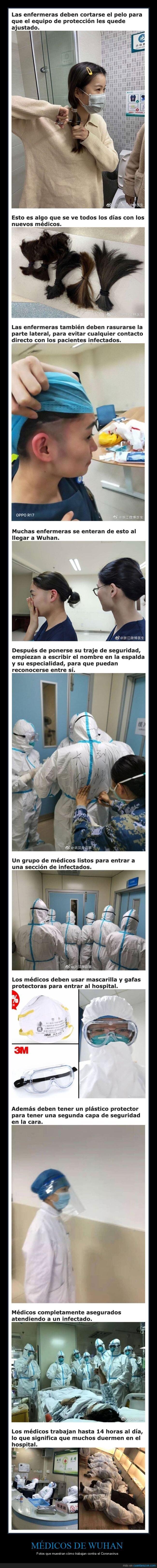 coronavirus,médicos,wuhan
