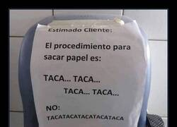 Enlace a Taca taca taca taca