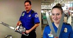 Enlace a La seguridad de un Aeropuerto creó una cuenta de instagram para mostrar las cosas más raras que han confiscado
