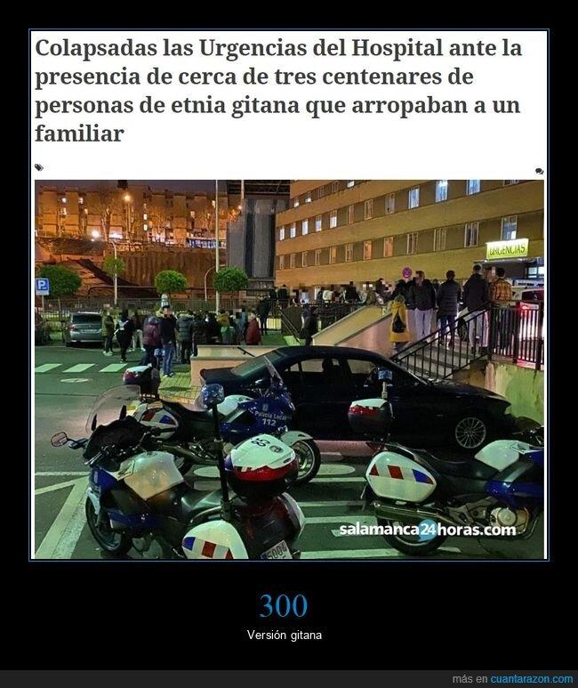 centenares,etnia,hospital