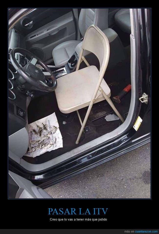 asiento,coche,itv,silla