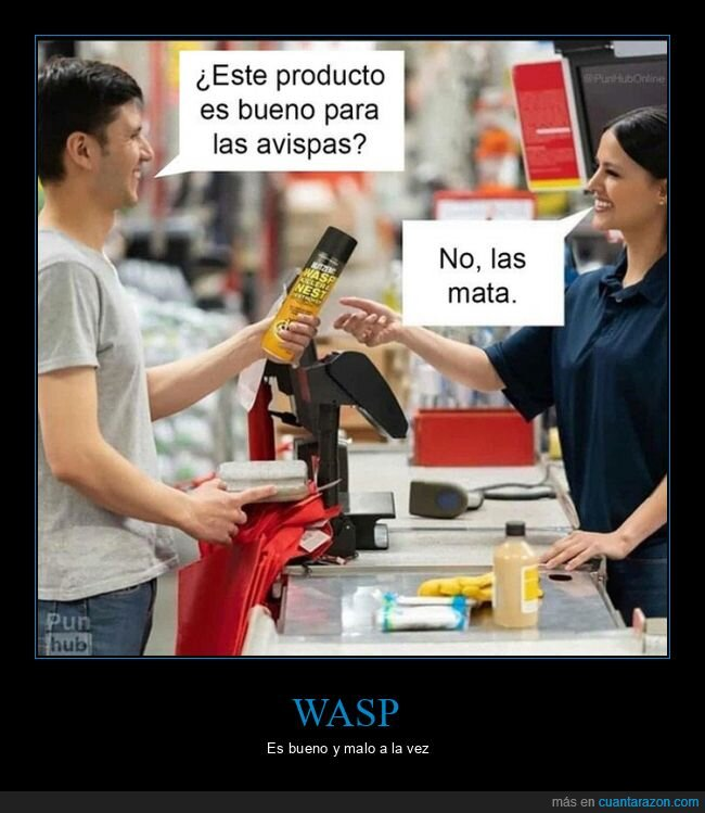 avispas,literal,spray,wasp