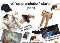Enlace a EMPRENDEDOR - Starter Pack