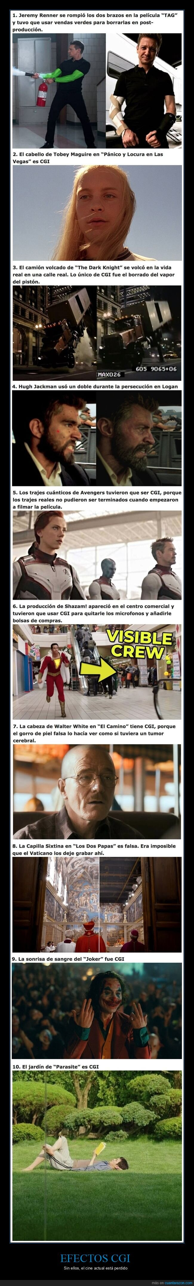 cgi,cine,efectos especiales