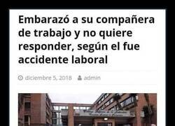 Enlace a Embarazo accidental