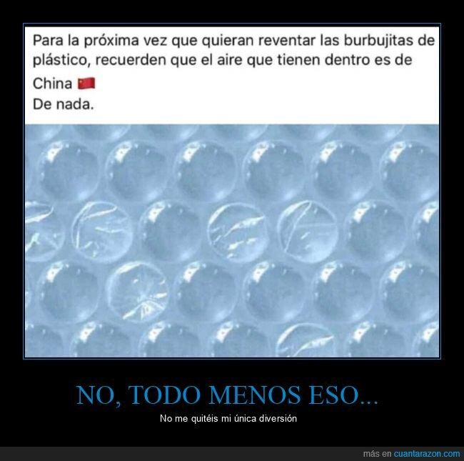 aire,china,coronavirus,plástico de burbujas