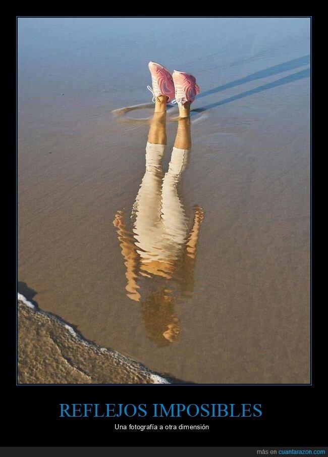 fotografía,playa,reflejo,wtf
