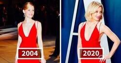 Enlace a Estos famosos decidieron volver a ponerse el vestuario que ya usaron antes en otros Oscars