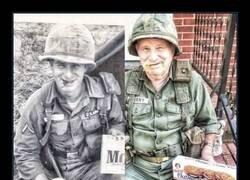 Enlace a Dos fotos con más de 50 años de diferencia