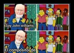 Enlace a El mítico compositor John Williams