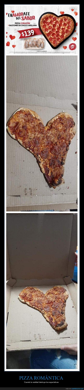 corazón,fails,pizza