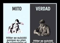Enlace a La verdad sobre la muerte de Hitler