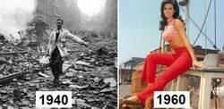 Enlace a Viejas fotografías que muestran lo mucho que ha cambiado el mundo