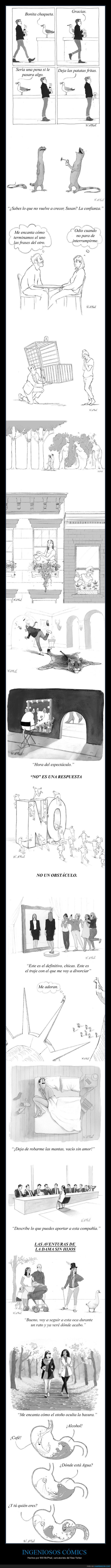 cómics,new yorker,will mcphail