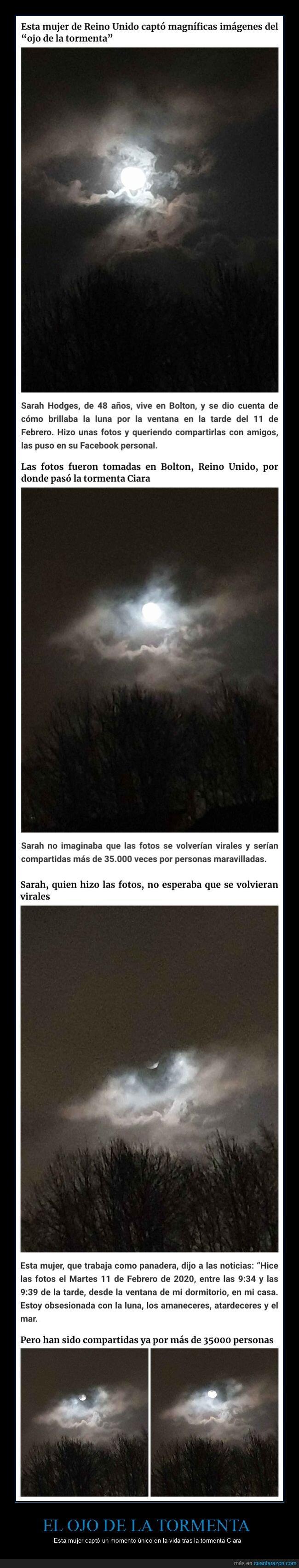 ciara,luna,ojo de la tormenta,tormenta