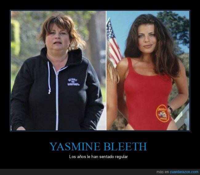 ahora,antes,yasmine bleeth