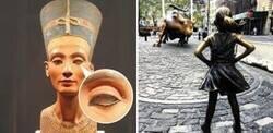 Enlace a Cosas que no sabías sobre estatuas mundialmente famosas