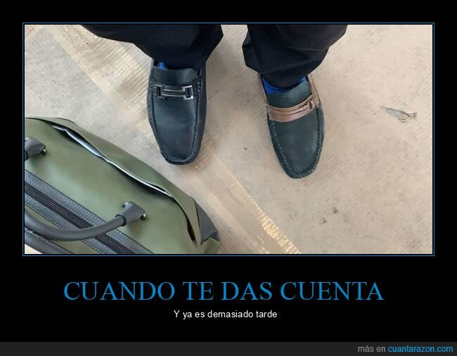 diferentes,fails,zapatos