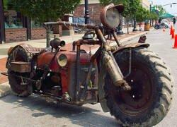 Enlace a Moto rural
