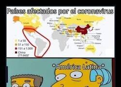 Enlace a Coronavirus en América Latina
