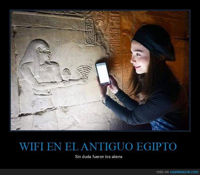 egipto,jeroglífico,wifi