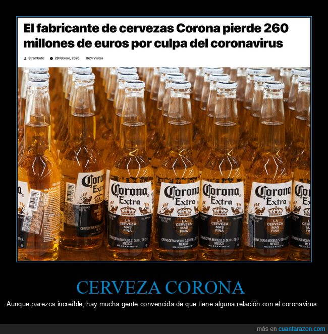 cerveza,corona,coronavirus,wtf