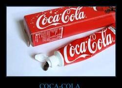 Enlace a ¿Pasta de dientes de Coca-Cola?