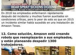 Enlace a Injusticias que tienen que soportar los trabajadores de Amazon