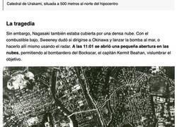Enlace a Esta fue la zona cero de Nagasaki tras la bomba nuclear y este es su antes y después