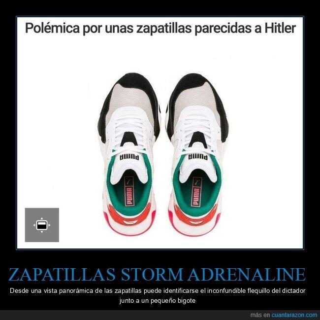 hitler,parecidos,wtf,zapatillas