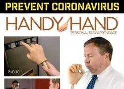 Enlace a Herramienta imprescindible para la prevención del coronavirus
